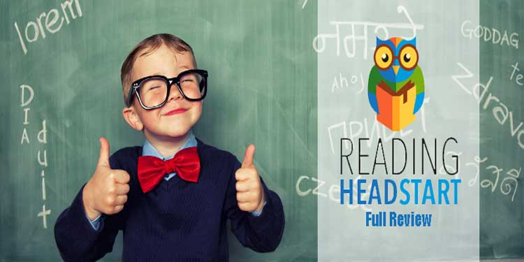 Sarah Shepard's Reading Head Start
